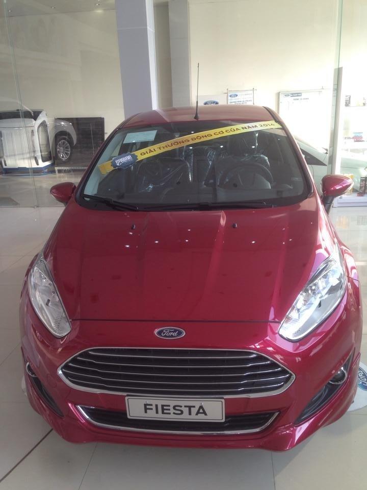 Bán xe Ford Fiesta 1.0 AT 2014 mới tại Hà Nội giá 614 Triệu-1