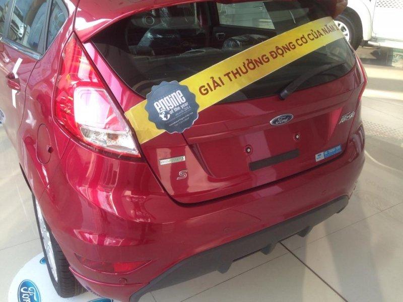 Bán xe Ford Fiesta 1.0 AT 2014 mới tại Hà Nội giá 614 Triệu-3
