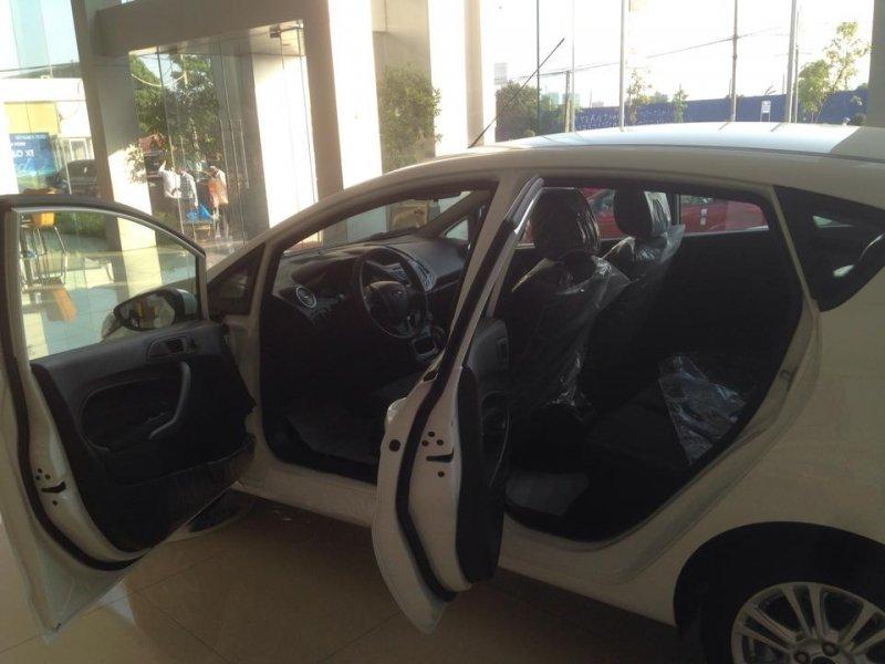 Bán xe Ford Fiesta 1.0 AT 2014 mới tại Hà Nội giá 614 Triệu-5