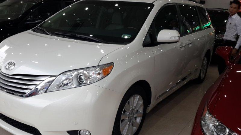 Bán xe Toyota Sienna 3.5Limited 2014 mới tại Hà Nội giá 0 Triệu-1