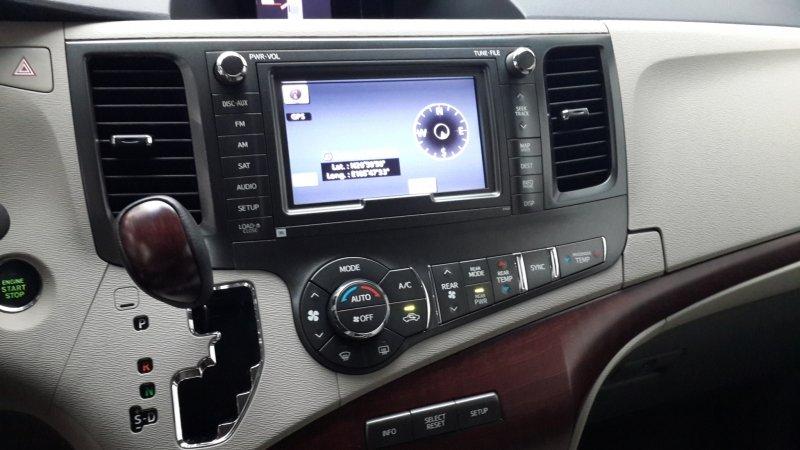 Bán xe Toyota Sienna 3.5Limited 2014 mới tại Hà Nội giá 0 Triệu-7
