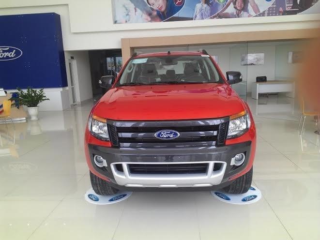 Bán xe Ford Ranger  2014 mới tại Hà Nội giá 632 Triệu-0