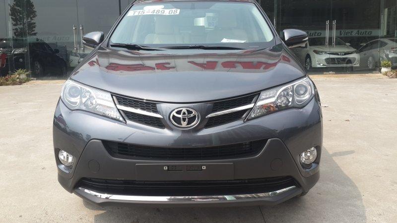 Bán xe Toyota RAV4  2014 mới tại Hà Nội giá Thỏa Thuận-0