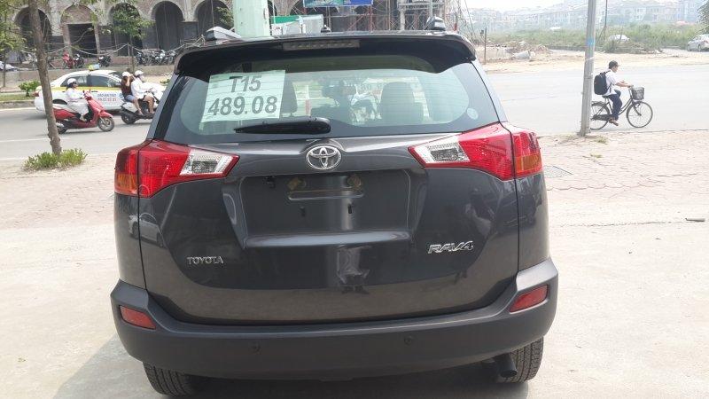 Bán xe Toyota RAV4  2014 mới tại Hà Nội giá Thỏa Thuận-4