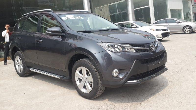 Bán xe Toyota RAV4  2014 mới tại Hà Nội giá Thỏa Thuận-2