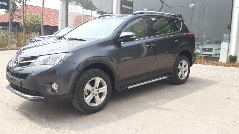 Bán xe Toyota RAV4  2014 mới tại Hà Nội giá Thỏa Thuận-1
