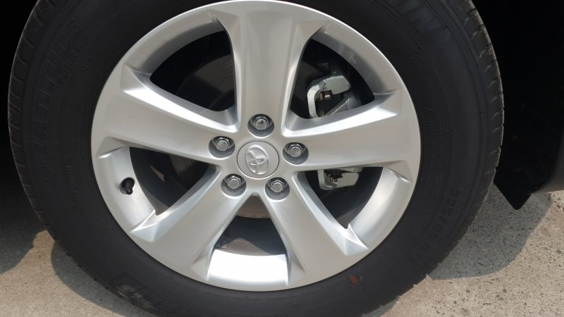 Bán xe Toyota RAV4  2014 mới tại Hà Nội giá Thỏa Thuận-9