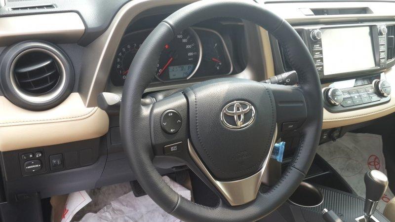 Bán xe Toyota RAV4  2014 mới tại Hà Nội giá Thỏa Thuận-7