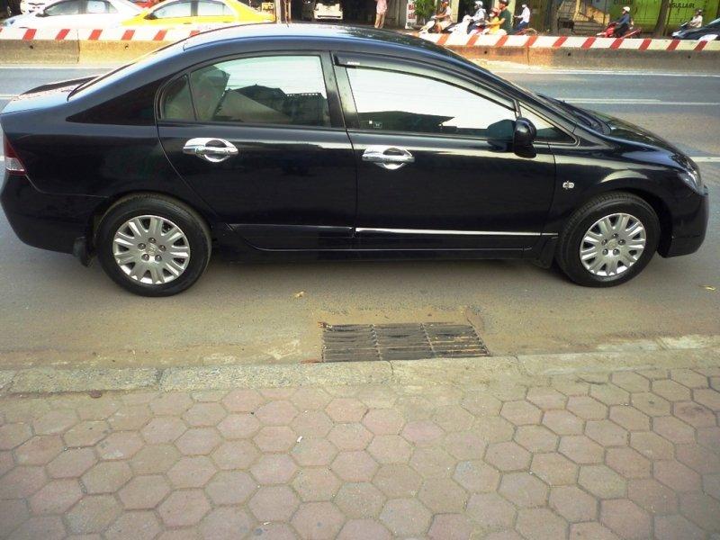 Bán xe Honda Civic  2008 cũ tại Hà Nội giá 455 Triệu-0