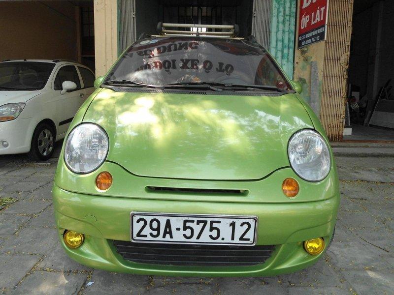 Bán xe Daewoo Musso  2007 cũ tại Hải Phòng giá 160 Triệu-0