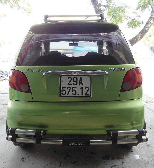 Bán xe Daewoo Musso  2007 cũ tại Hải Phòng giá 160 Triệu-2