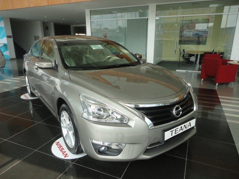 Bán xe Nissan Teana 2.5SL 2013 mới tại Hà Nội giá 1 Tỷ 350 Triệu-0