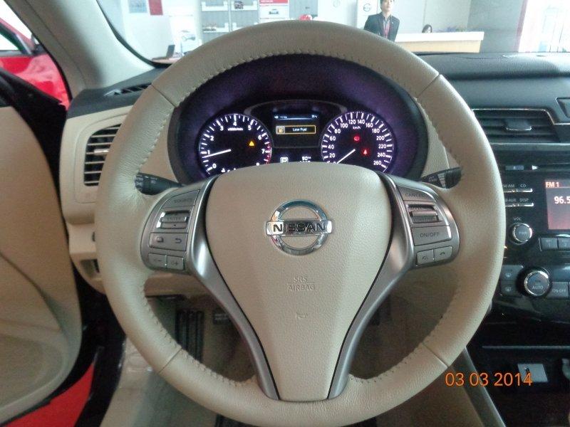 Bán xe Nissan Teana 2.5SL 2013 mới tại Hà Nội giá 1 Tỷ 350 Triệu-9