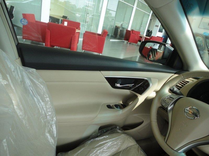 Bán xe Nissan Teana 2.5SL 2013 mới tại Hà Nội giá 1 Tỷ 350 Triệu-11