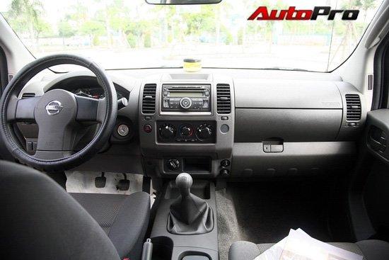 Bán xe Nissan Navara LE 2013 mới tại Hà Nội giá 607 Triệu-3