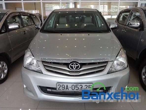 Salon Auto Quốc Toản cần bán Toyota Innova đời 2010, 590Tr-0