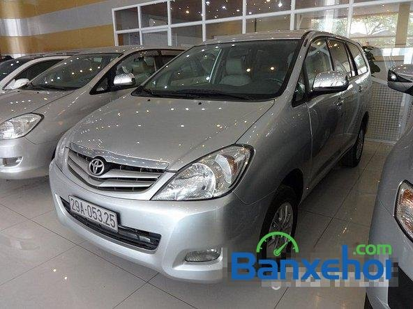 Salon Auto Quốc Toản cần bán Toyota Innova đời 2010, 590Tr-1