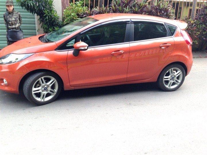 Bán xe Ford Fiesta S 2011 cũ tại TP HCM giá 515 Triệu-1