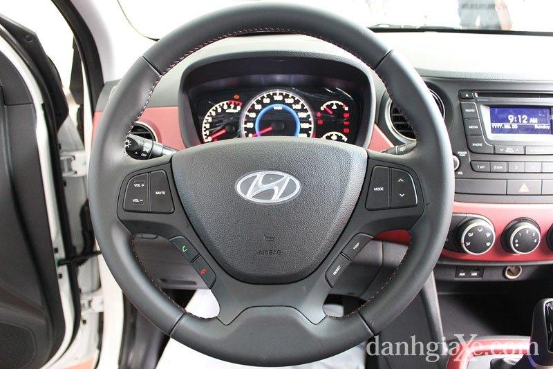 Bán xe Hyundai i10 a 2014 mới tại Quảng Ninh giá 387 Triệu-2