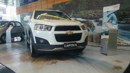 Bán xe Chevrolet Captiva LTZ 2014 mới tại TP HCM giá 899 Triệu-9