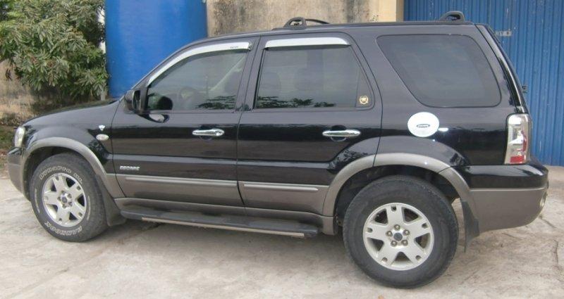 Bán xe Ford Escape 3.0V6 2005 cũ tại Hà Nội giá 398 Triệu-0