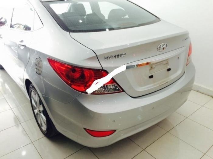 Bán xe Hyundai Accent  2012 cũ tại Hà Nội giá 540 Triệu-3