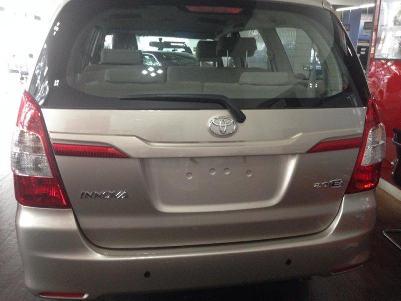 Bán xe Toyota Innova E 2014 mới tại TP HCM giá 700 Triệu-0