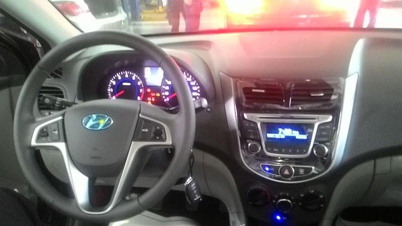 Bán xe Hyundai Accent  2015 mới tại TP HCM giá 550 Triệu-6