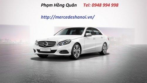 Bán xe Mercedes Benz E class E250 2014 mới tại Hà Nội giá 2 Tỷ 152 Triệu-0