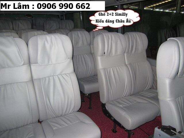 Bán xe Hyundai County limousine 2014 mới tại TP HCM giá 1 Tỷ 290 Triệu-3