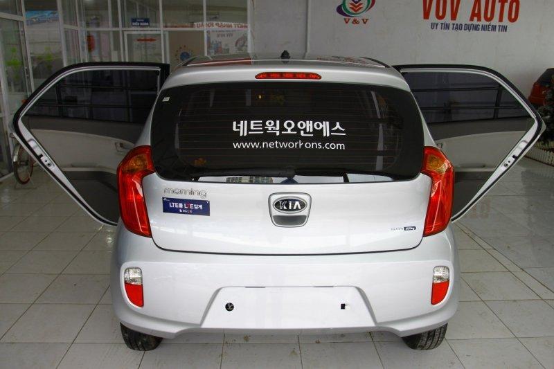 Bán xe Kia Morning 2013 cũ tại Hà Nội, giá 272 triệu-4