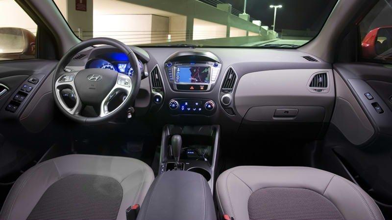 Bán xe Hyundai Tucson  2014 mới tại Hà Nội giá 912 Triệu-4