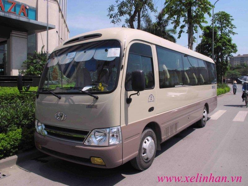 Bán xe Hyundai County  2012 cũ tại Hà Nội giá 1 Tỷ 170 Triệu-1