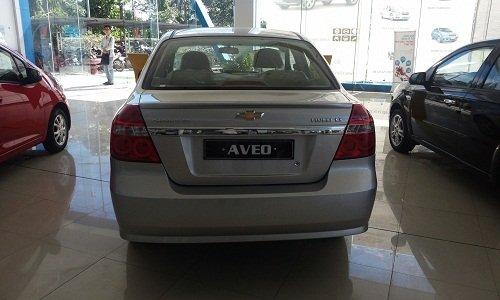 Bán xe Chevrolet Aveo LT 2014 2014 mới tại Hà Nội giá 420 Triệu-0