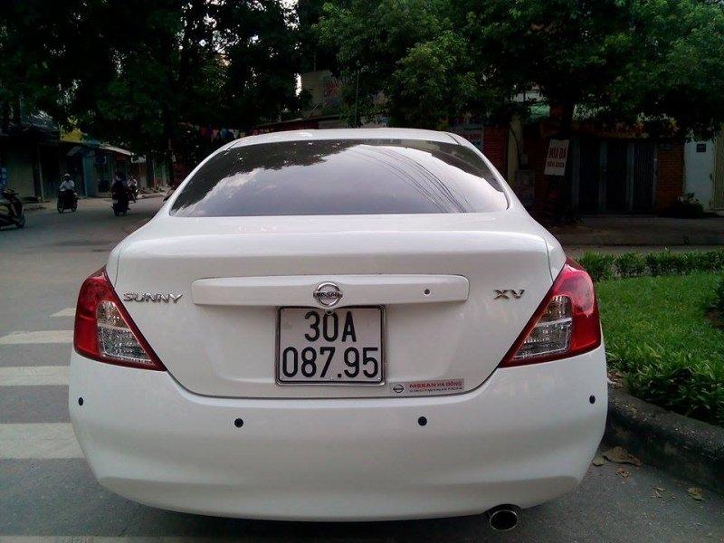 Bán xe Nissan Sunny  2014 cũ tại Hà Nội giá 590 Triệu-4