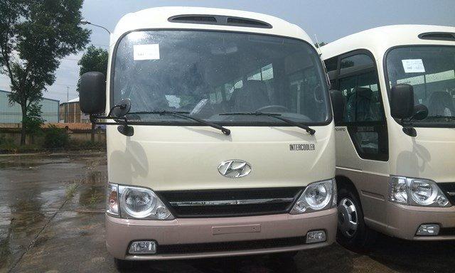 Bán xe Hyundai County Đồng Vàng 2014 mới tại Hà Nội giá 1 Tỷ 280 Triệu-0