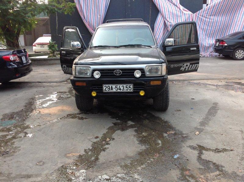 Bán xe Toyota 4 Runner  1997 cũ tại Hà Nội giá 189 Triệu-0