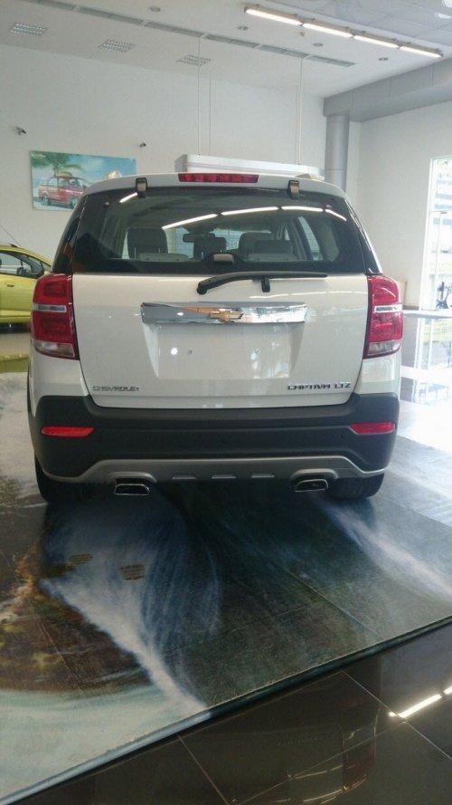 Bán xe Chevrolet Captiva LTZ 2014 mới tại TP HCM giá 899 Triệu-4