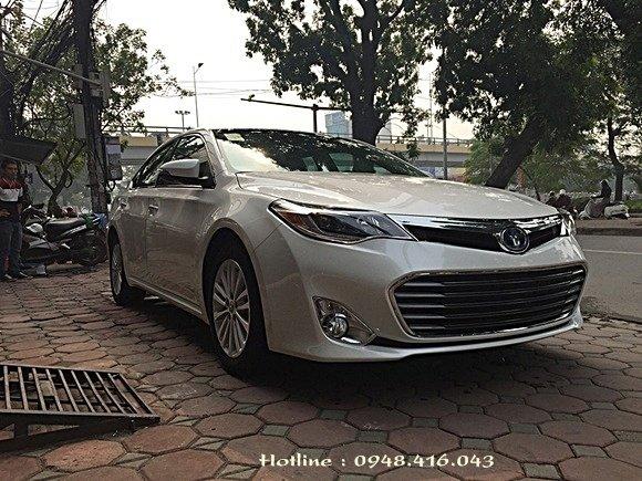 Bán xe Toyota Avalon Limited 2015 mới tại Hà Nội giá 2 Tỷ 333 Triệu-2