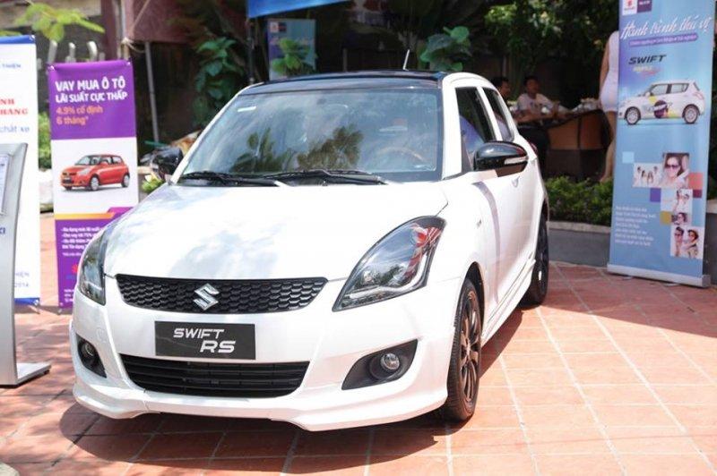 Bán xe Suzuki Swift B 2014 mới tại Hải Phòng giá 559 Triệu-5