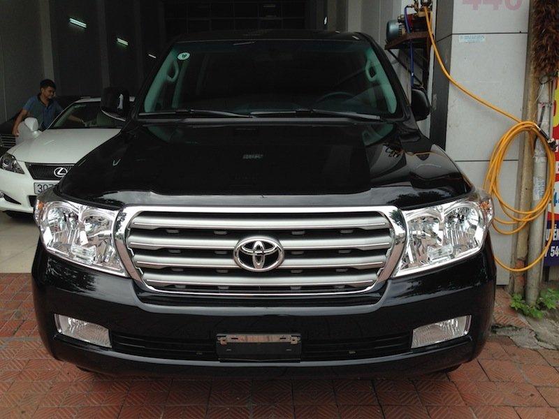 Bán xe Toyota Land Cruiser VX 2011 cũ tại Hà Nội giá 2 Tỷ 390 Triệu-0