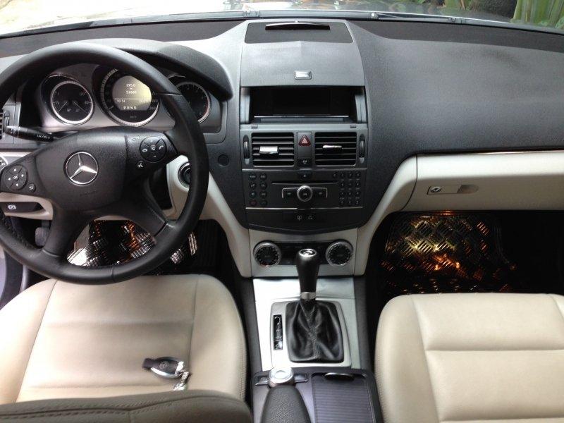 Bán xe Mercedes Benz C class 300 2011 cũ tại TP HCM giá 995 Triệu-7