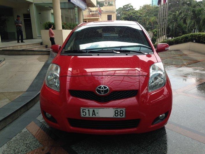 Bán xe Toyota Yaris G 2011 cũ tại TP HCM giá 579 Triệu-0