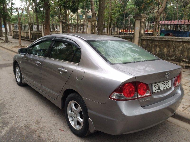Bán xe Honda Civic  2008 cũ tại Hà Nội giá 540 Triệu-0