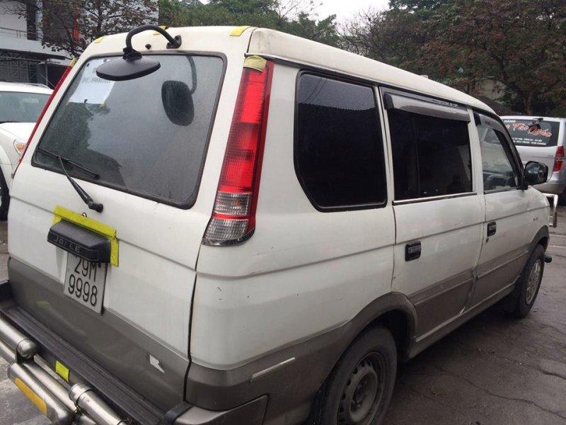 Bán xe Mitsubishi Jolie  2001 cũ tại Hà Nội giá 130 Triệu-0