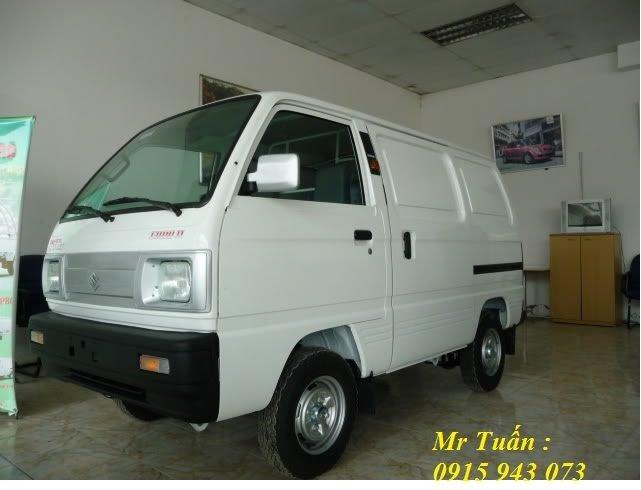 Bán xe Suzuki Super Carry Van xe bán tải 2014 mới tại Hà Nội giá 240 Triệu-0