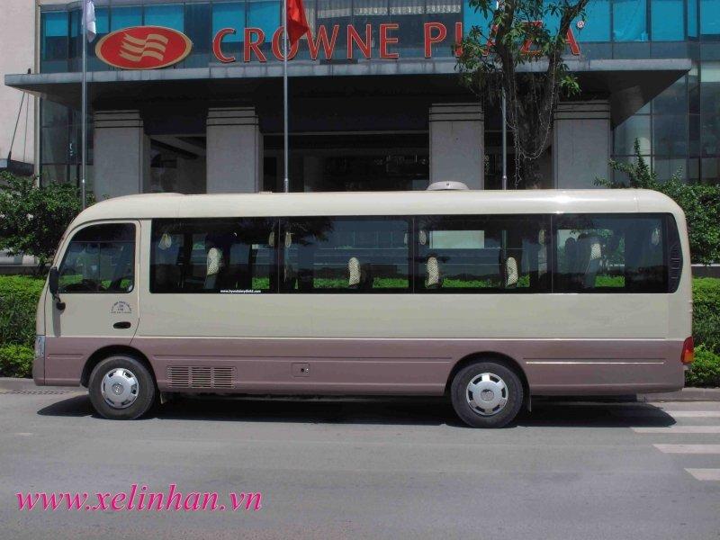 Bán xe Hyundai County  2012 cũ tại Hà Nội giá 1 Tỷ 170 Triệu-0