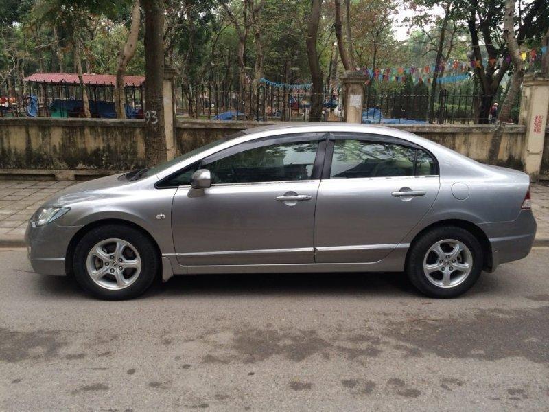Bán xe Honda Civic  2008 cũ tại Hà Nội giá 540 Triệu-2