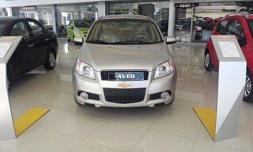 Bán xe Chevrolet Aveo LT 2014 2014 mới tại Hà Nội giá 420 Triệu-5