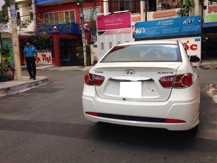 Bán xe Hyundai Avante  2013 cũ tại TP HCM giá 545 Triệu-6